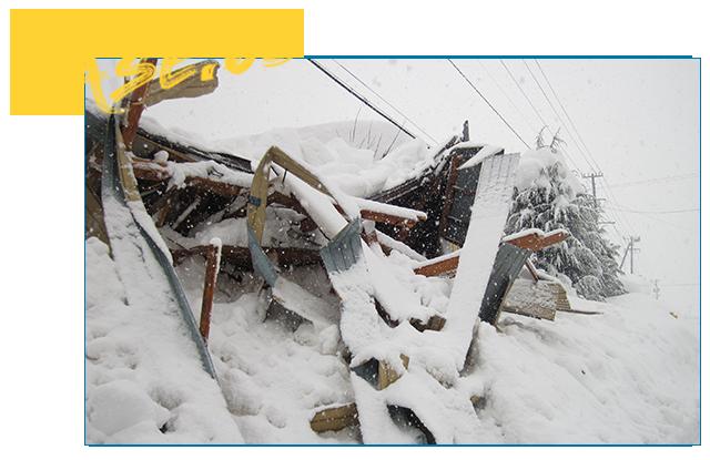 そもそも火災保険という名前だから、台風や雪の被害は関係ないだろうと勘違いしている。または、ご自身が加入している保険の内容を理解していない。